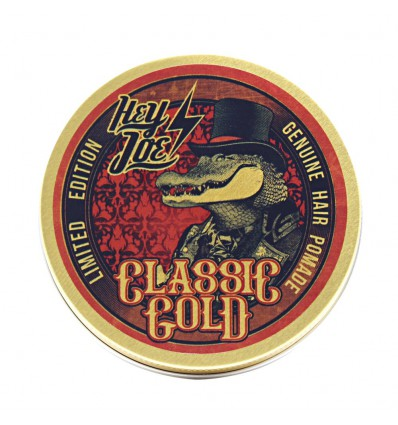 POMADA CLASSIC GOLD LIMITED EDITION 100ml - HEY JOE